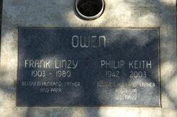 Frank Linzy Owen