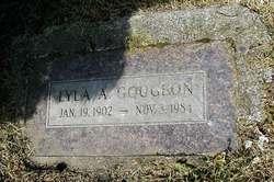 Lyla Aretta <i>Fawcett</i> Gougeon