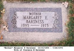 Margaret E Barsness