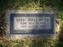 Robbi James Hatch