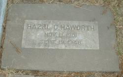 Hazel Viola <i>Cranston</i> Haworth
