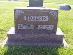 Gordon E Roberts