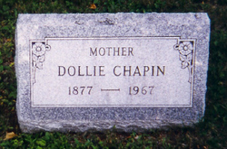 Dolly <i>Brown</i> Chapin