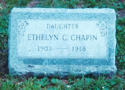 Charlotte Ethelyn Chapin
