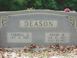 Henry Martin Deason