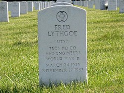 Fred Lythgoe