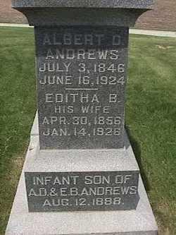 Editha B. <i>Borden</i> Andrews