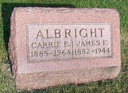 James Franklin Albright