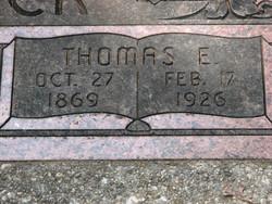 Thomas A. Warwick