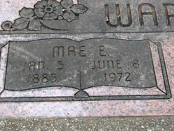 Mae Esther <i>Cahill</i> Warwick