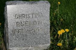Christina Louise <i>Kluth</i> Buelow
