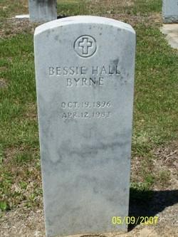 Bessie <i>Hall</i> Byrne