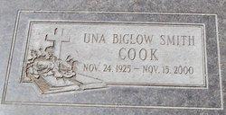 Una Biglow <i>Smith</i> Cook