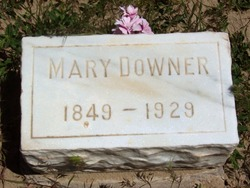 Mary Downer