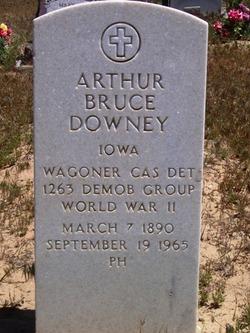 Arthur Bruce Downey