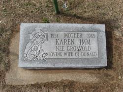 Karen <i>Grosvold</i> Imm