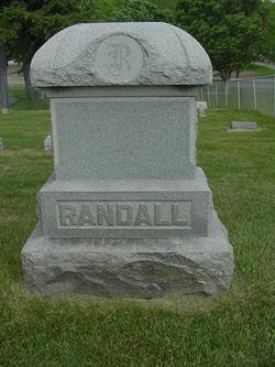 Lydia <i>Cox</i> Randall