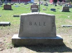 Mary Elizabeth <i>Backman</i> Bale