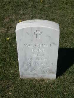 Vaughn Franklin Burt