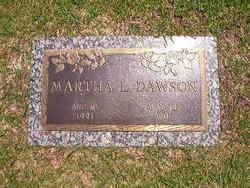Martha L. Dawson