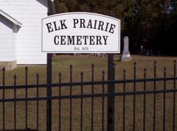 Elk Prairie Cemetery