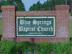 Blue Springs Baptist Church Cemetery