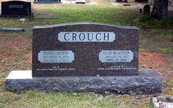 Susie <i>McAlister</i> Crouch