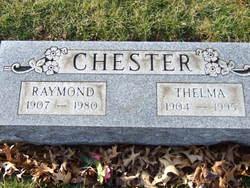 Raymond Chester