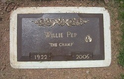 Willie Will o' the Wisp Pep