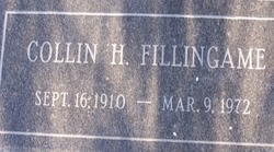 Collin Hall Fillingame
