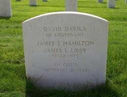 Sgt James Leroy Libby