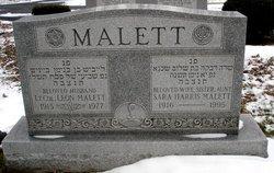 LTC Leon Malett