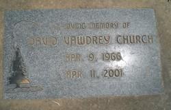 David Vawdrey Church