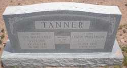Eva Margaret Overson Tanner