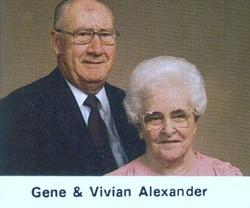 Vivian Vi <i>Pequet</i> Alexander