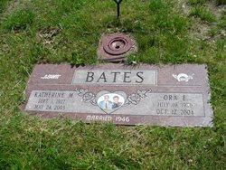 Katherine Maybelle <i>Young</i> Bates