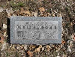 Donald H Corrigan