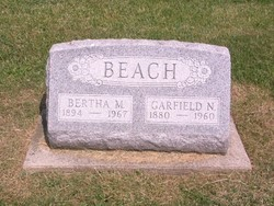Bertha M. Beach