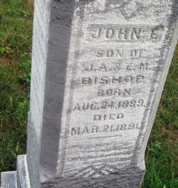 John Earle Bishop