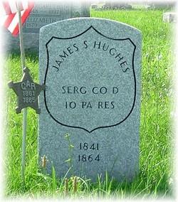 Sgt James S. Hughes