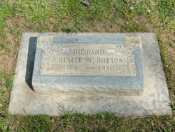 Chester M. Horton