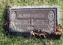 Helen N. <i>Fiedler</i> Bloodworth