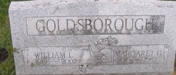 William (Bill) Goldsborough