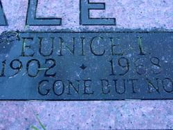 Eunice I. <i>Mabe</i> Hale