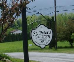 Saint Peters Evangelical Cemetery