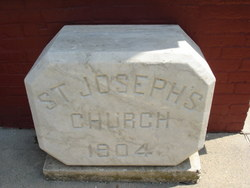 Saint Josephs Roman Catholic Church Cemetery