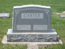 Lura A <i>Jarrett</i> Carter
