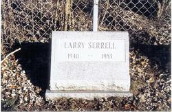 Lawrence Egan Larry Serrell, Sr