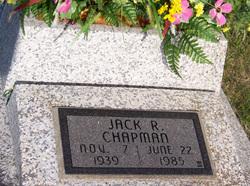 Jack Ray Chapman