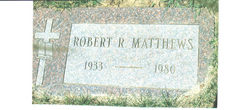 Robert R Matthews